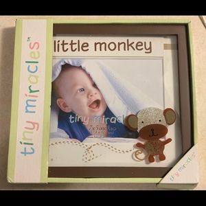 Other - Monkey picture frame